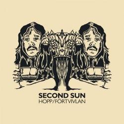 Second Sun - Hopp - Förtvivlan - LP