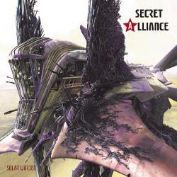 Secret Alliance - Solar Warden - CD