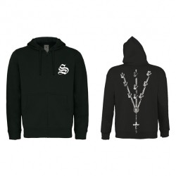 Sektarism - Chapelet Discipline - Hooded Sweat Shirt Zip (Men)