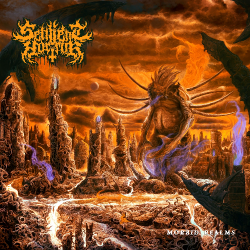 Sentient Horror - Morbid Realms - LP