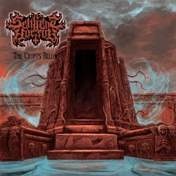 Sentient Horror - The Crypts Below - CD EP