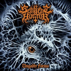 Sentient Horror - Ungodly Forms - CD