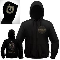Septicflesh - Infernus Sinfonica MMXIX - Hooded Sweat Shirt Zip (Men)