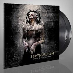 Septicflesh - Mystic Places Of Dawn [2012 reissue] - DOUBLE LP Gatefold