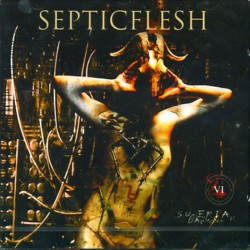 Septicflesh - Sumerian Daemons - CD