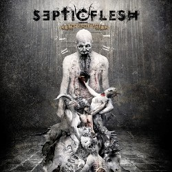 Septicflesh - The Great Mass - SPARE COVER