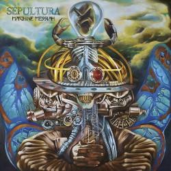 Sepultura - Machine Messiah - CD