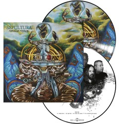 Sepultura - Machine Messiah - Double LP picture gatefold
