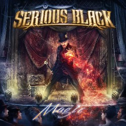 Serious Black - Magic - CD