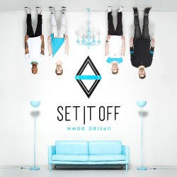 Set It Off - Upside Down - CD DIGIPAK