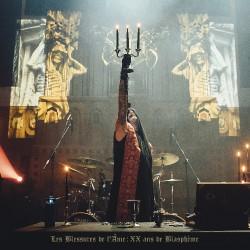 Seth - Les Blessures De l'Ame: XX Ans De Blasphème - DOUBLE LP Gatefold