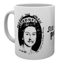 Sex Pistols - God Save The Queen - MUG