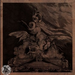 Shaarimoth - Temple Of The Adversarial Fire - LP Gatefold