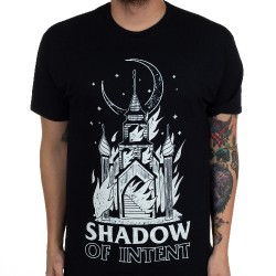 Shadow Of Intent - Burning Church - T-shirt (Men)