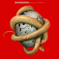 Shinedown - Threat To Survival - CD