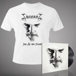 "Shining - Fiende - 10"" vinyl + T-shirt bundle (Men)"