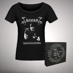 Shining - IX - Everyone, Everything, Everywhere, Ends - Digibox + T-shirt bundle (Women)