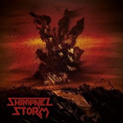 Shrapnel Storm - Shrapnel Storm - CD DIGIPAK