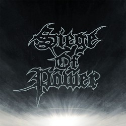 "Siege Of Power - The Cold Room - 7"" vinyl"