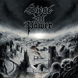 Siege Of Power - Warning Blast - CD