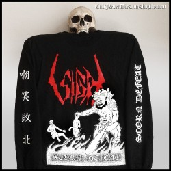 Sigh - Scorn Defeat - LONG SLEEVE (Men)