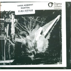 Sigma Octantis - Dislocations - CD DIGISLEEVE