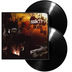 SikTh - Death Of A Dead Day - DOUBLE LP Gatefold