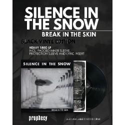 Silence In The Snow - Break In The Skin - LP Gatefold