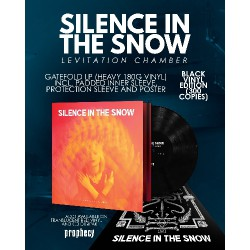 Silence In The Snow - Levitation Chamber - LP Gatefold