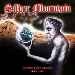 Silver Mountain - Before The Storm (Demo 1980) - CD