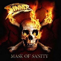 Sinner - Mask Of Sanity - CD