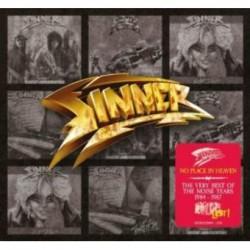 Sinner - No Place In Heaven - 2CD DIGIPAK