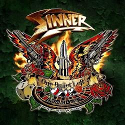 Sinner - One Bullet Left LTD Edition - CD DIGIPAK