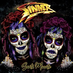 Sinner - Santa Muerte - CD DIGIPAK