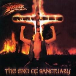 Sinner - The End of Sanctuary - CD DIGIPAK