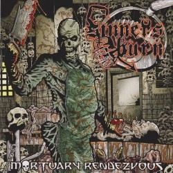 Sinners Burn - Mortuary rendezvous - CD
