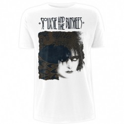 Siouxsie And The Banshees - White Face - T-shirt (Men)
