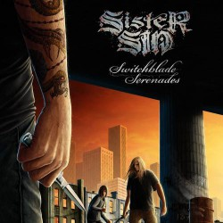 Sister Sin - Switchblade Serenades - CD