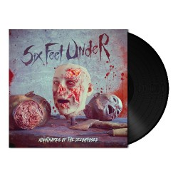 Six Feet Under - Nightmares Of The Decomposed - LP