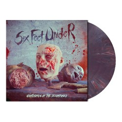 Six Feet Under - Nightmares Of The Decomposed - LP COLOURED