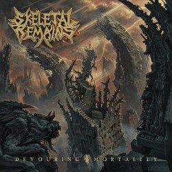 Skeletal Remains - Devouring Mortality [LTD edition] - CD DIGIPAK