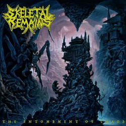 Skeletal Remains - The Entombment Of Chaos - CD DIGIPAK + PATCH