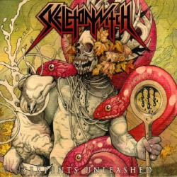 Skeletonwitch - Serpents Unleashed - CD SLIPCASE