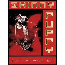 Skinny Puppy - Ain't it dead yet - DVD