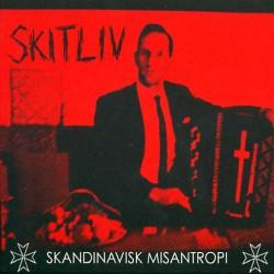 Skitliv - Skandinavisk Misantropi - DOUBLE LP GATEFOLD COLOURED
