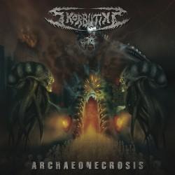 Skorbutiks - Archaeonecrosis - CD