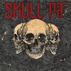 Skull Pit - Skull Pit - CD DIGIPAK