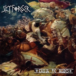 Skyforger - Kauja Pie Saules - LP