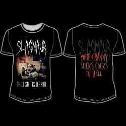 Slagmaur - Thill Smitts Terror - T-shirt (Men)