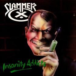 Slammer - Insanity Addicts - CD DIGIPAK